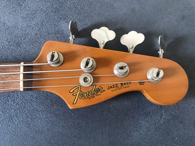 Baixo fender jazz bass Classic 60s - Foto 2