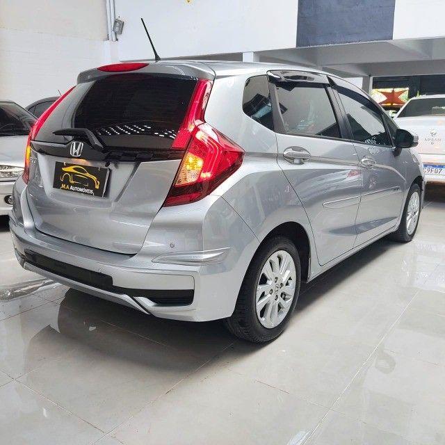 Honda fit lx aut o mais barato e impecavel - Foto 7