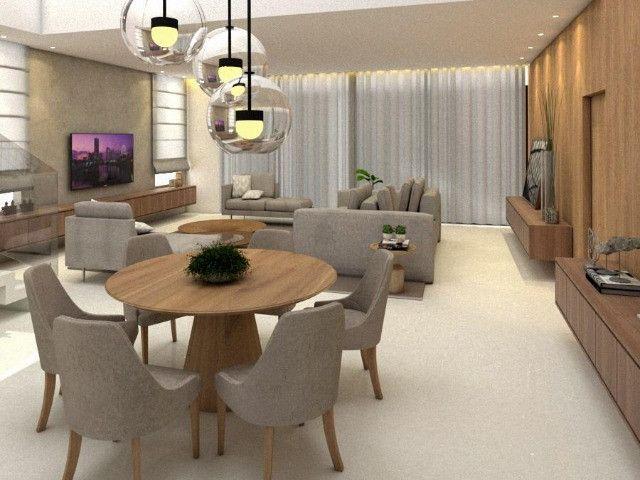 Casa nova  , com 4 suítes,  saindo do forno, no Condomínio Laguna .  - Foto 2