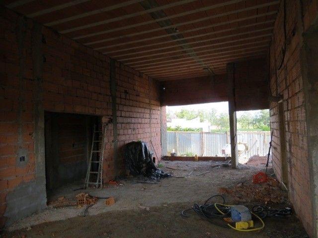 REF 2661 Casa em Construção, 3 suítes, piscina, Imobiliária Paletó - Foto 8