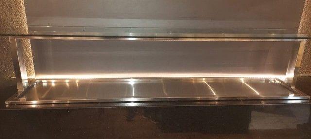 Pista Fria em aço inox - Foto 3