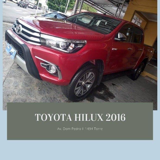 Toyota Hilux Srx 2.8 Aut