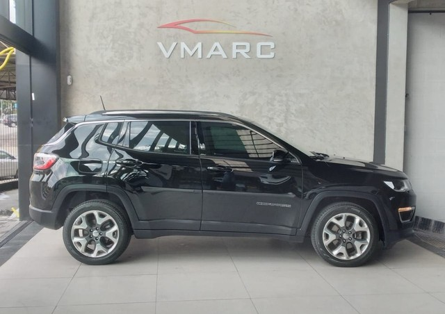 Jeep Compass 2.0 16V Limited 2017 - Foto 2
