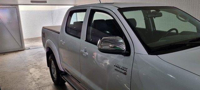 Hilux SRV 4x4 Aut. Diesel 2015 - Foto 5