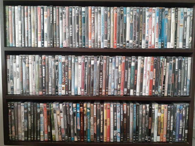 DVDs Filmes Originais (Acervo de Colecionador)