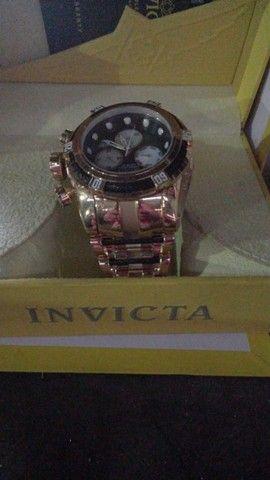 vendo relógios invicta - Foto 2