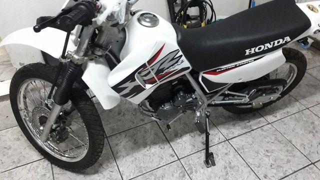 vendo Honda XR 200R  - Foto 3