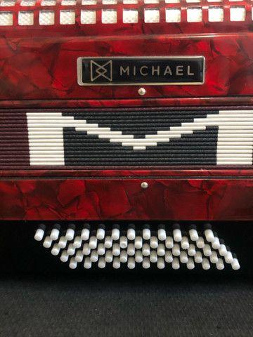 Vendo Sanfona Michael 60 baixos