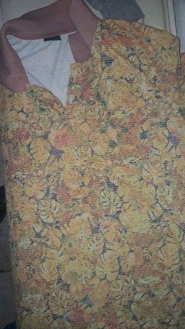 Camisa polo seaway Tam. G - Foto 3