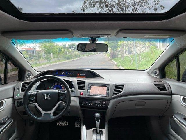 Honda New Civic EXS Top de Linha - Foto 13