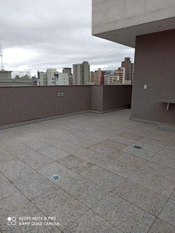 Linda cobertura de 128 m² na Savassi - Foto 2