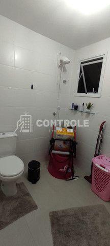 (MAR) Apartamento 2 dormitórios, sendo 1 suíte em Areias - São José/SC - Foto 9