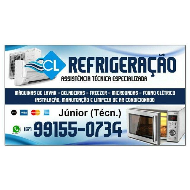 REFRIGERAÇÃO CL