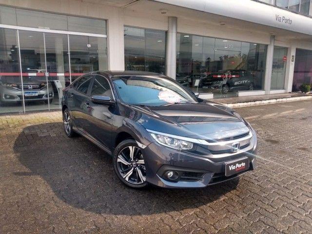 Honda Civic EX 2.0 FLEX AUT 4P - Foto 3