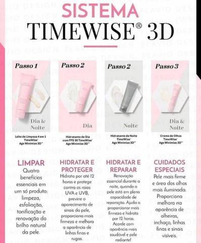 Sistema TIme Wise 3d Mary kay - Foto 2
