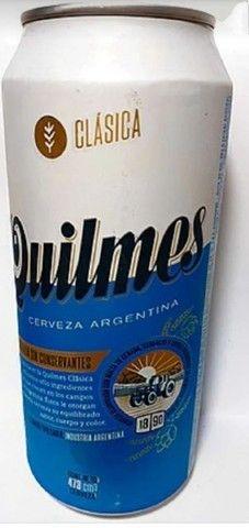 Cerveja Quilmes Lata 473ML - Foto 6