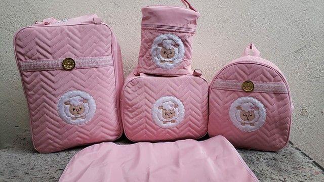 novidades kits de bolsas maternidade - Foto 4