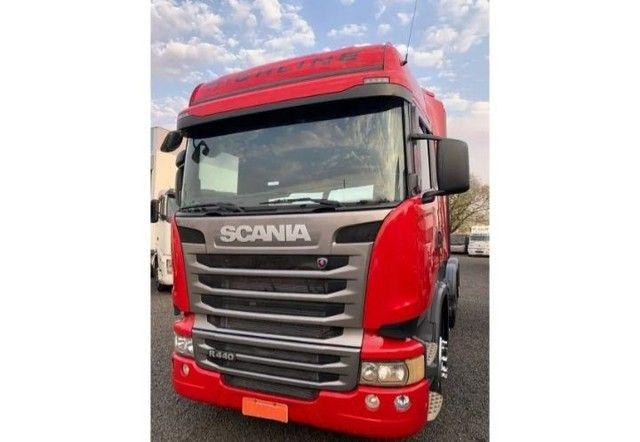 A venda Scania