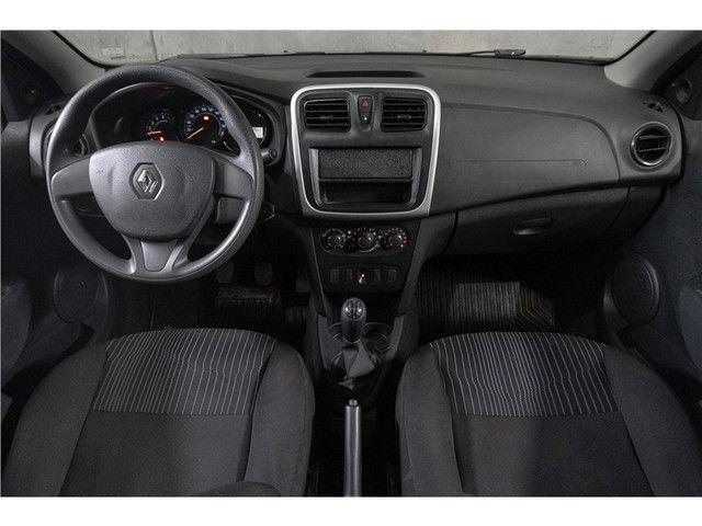 Renault Logan 2018 1.0 12v sce flex authentique manual - Foto 7