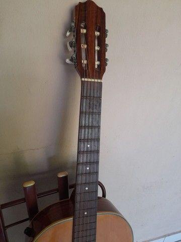 Vende-se violão giannini 1900 série estudo - Foto 5