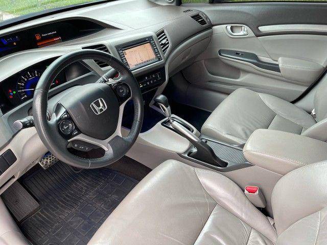 Honda New Civic EXS Top de Linha - Foto 6