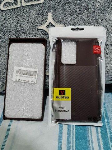 Capa / case Samsung note 20 Ultra - Foto 2