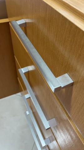 Puxadores de Alumínio 53cm e 24cm - Foto 2