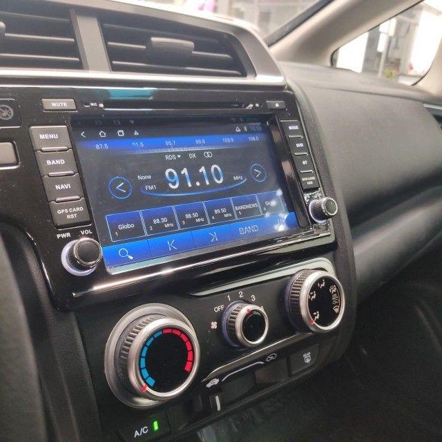 Honda fit lx aut o mais barato e impecavel - Foto 18