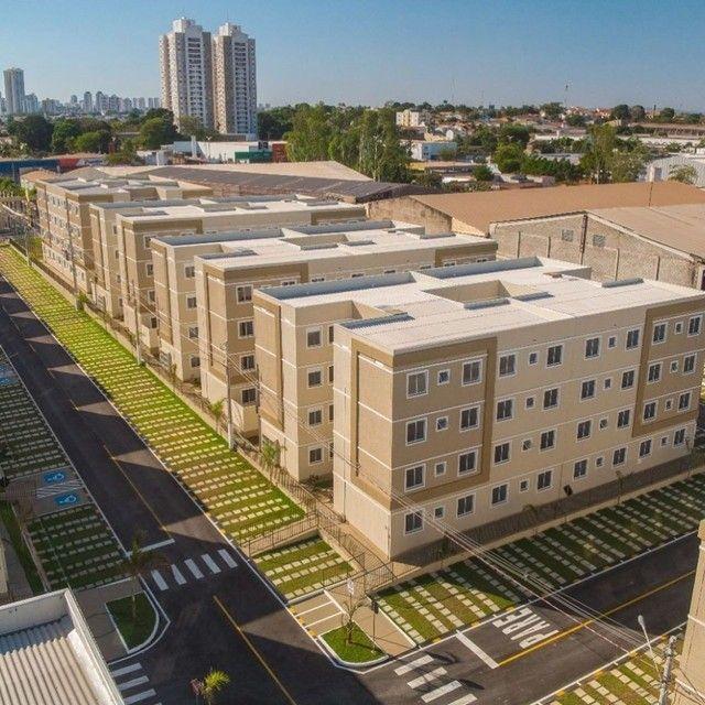 Vendo Apartamento no Condomínio Chapada Boulevard na Av. Beira Rio - Foto 9