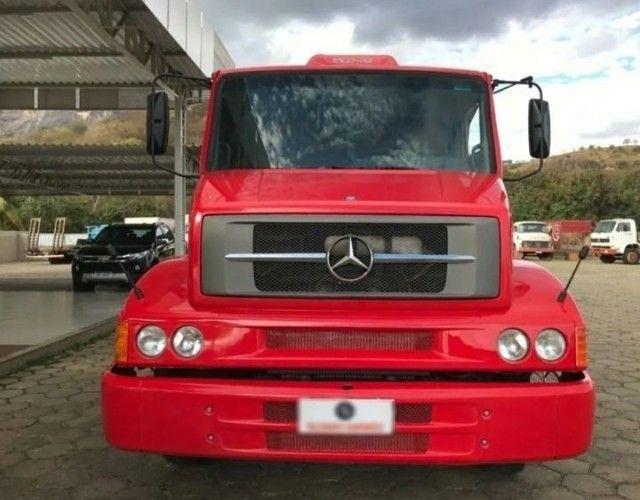 Caminhão Mb 1620 Caçamba Para Vender  - Foto 4