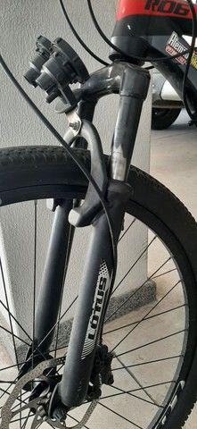 Bike aro 29 VENDO OU TROCO  - Foto 5