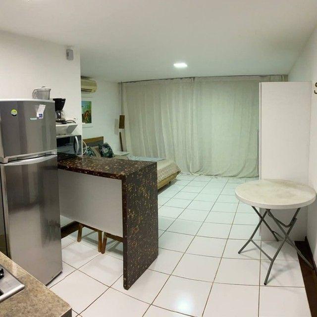 Flat para aluguel tem 50 metros quadrados com 1 quarto em Pescaria - Maceió - Alagoas - Foto 8