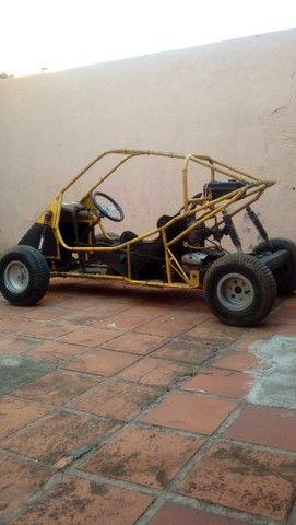 Kart Cross / Gaiola motor Honda 2008