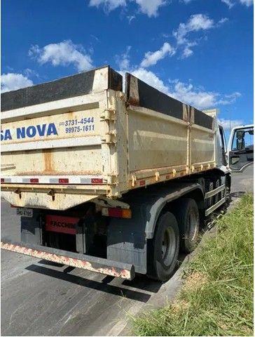 caminhão ford cargo caçamba 2429 (parcela+entrada) - Foto 3