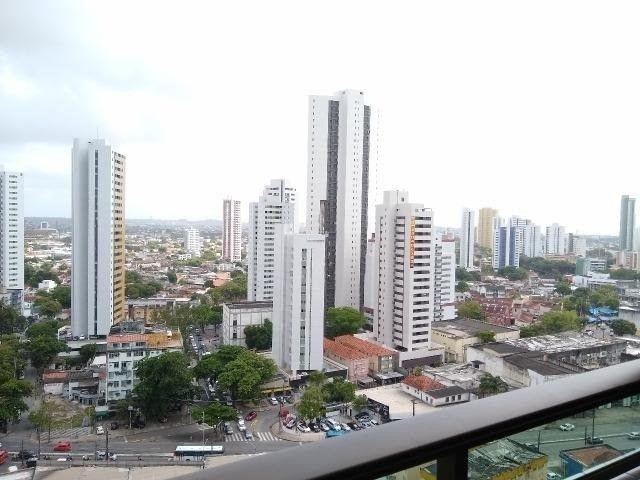 EA-Lindo apartamento no Aflitos! 1 quartos, 31m² | (Edf. Park Home) - Pra vender rápido - Foto 17
