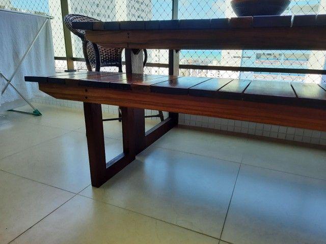 Banco de madeira de alta qualidade (novo)  - Foto 4