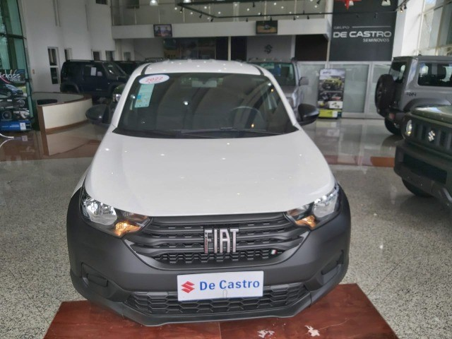 Fiat Strada Cabine Dupla Endurance 2022 - Foto 2