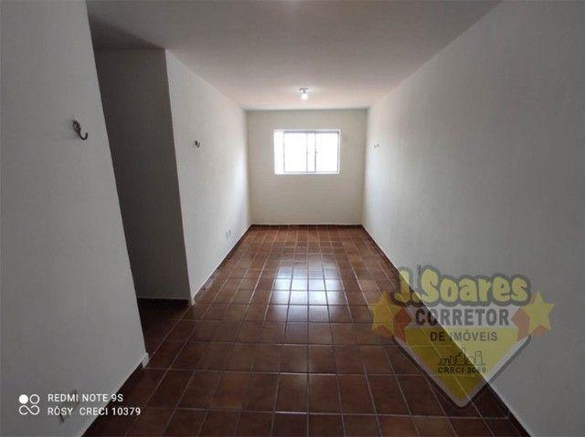 Cidade Universitária, 2 quartos, 58m², Água inclusa, R$ 700, Aluguel, Apartamento, João Pe - Foto 7