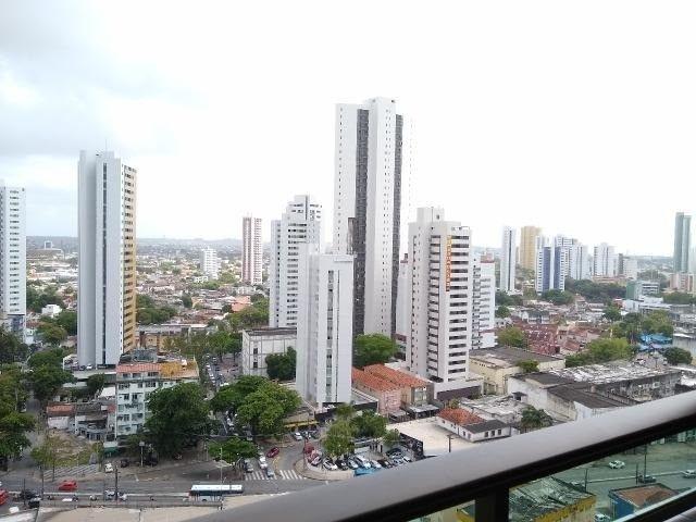 EA-Lindo apartamento no Aflitos! 1 quartos, 31m² | (Edf. Park Home) - Pra vender rápido - Foto 8