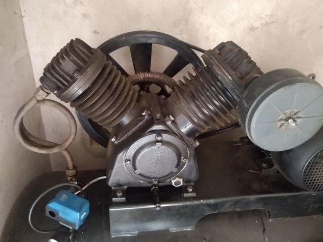 Compressor de ar industrial chuz - Foto 2