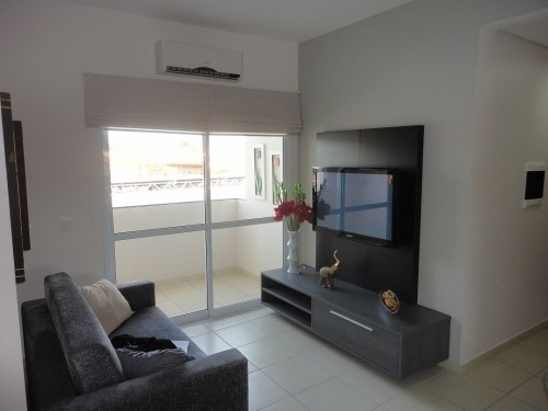Res. Dubai - Apartamento Aluguel de 02 quartos sendo 01 suíte mobiliado - Foto 2