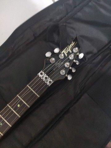 guitarra tagima k2 - (pra vender logo) - Foto 6
