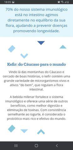 Doação Kefir leite - Foto 4