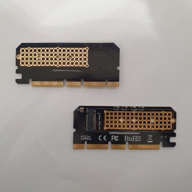 Adaptador Ssd M2 Nvme Pci-e 4x 8x 16x 3.0