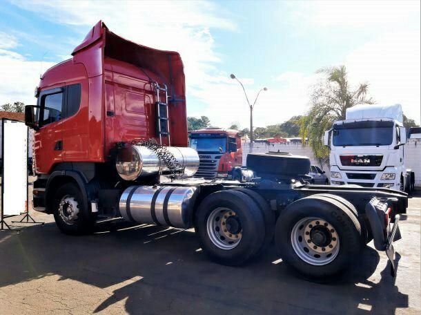 Vendo Caminhão Scania R 480, 6x2 - Foto 4