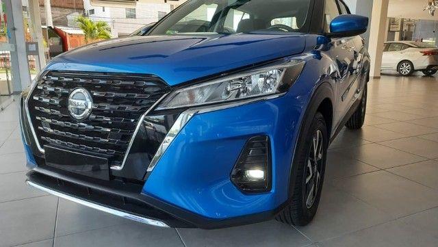 Novo Nissan Kicks 0km 21/22 R$ 104.343,00