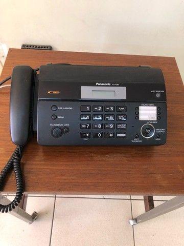 Máquina de fax é uma HP Photosmart