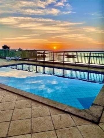 O melhor 2 quartos na Praia da Costa - Amplo e Alto Luxo na Av Gil Veloso - Vista Frontal! - Foto 15