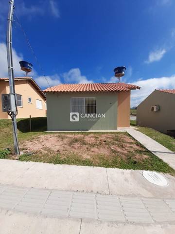 Casa 2 dormitórios à venda Diácono João Luiz Pozzobon Santa Maria/RS - Foto 2