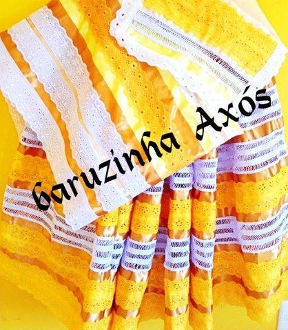 Roupas de Candomblé e umbanda - Foto 4